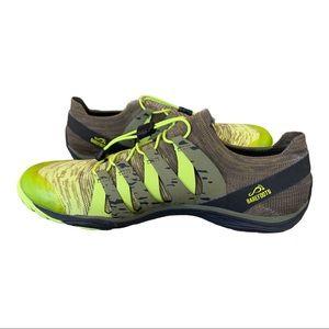 Merrell Men's Lime Punch Trail Glove 5 3D Shoe 9